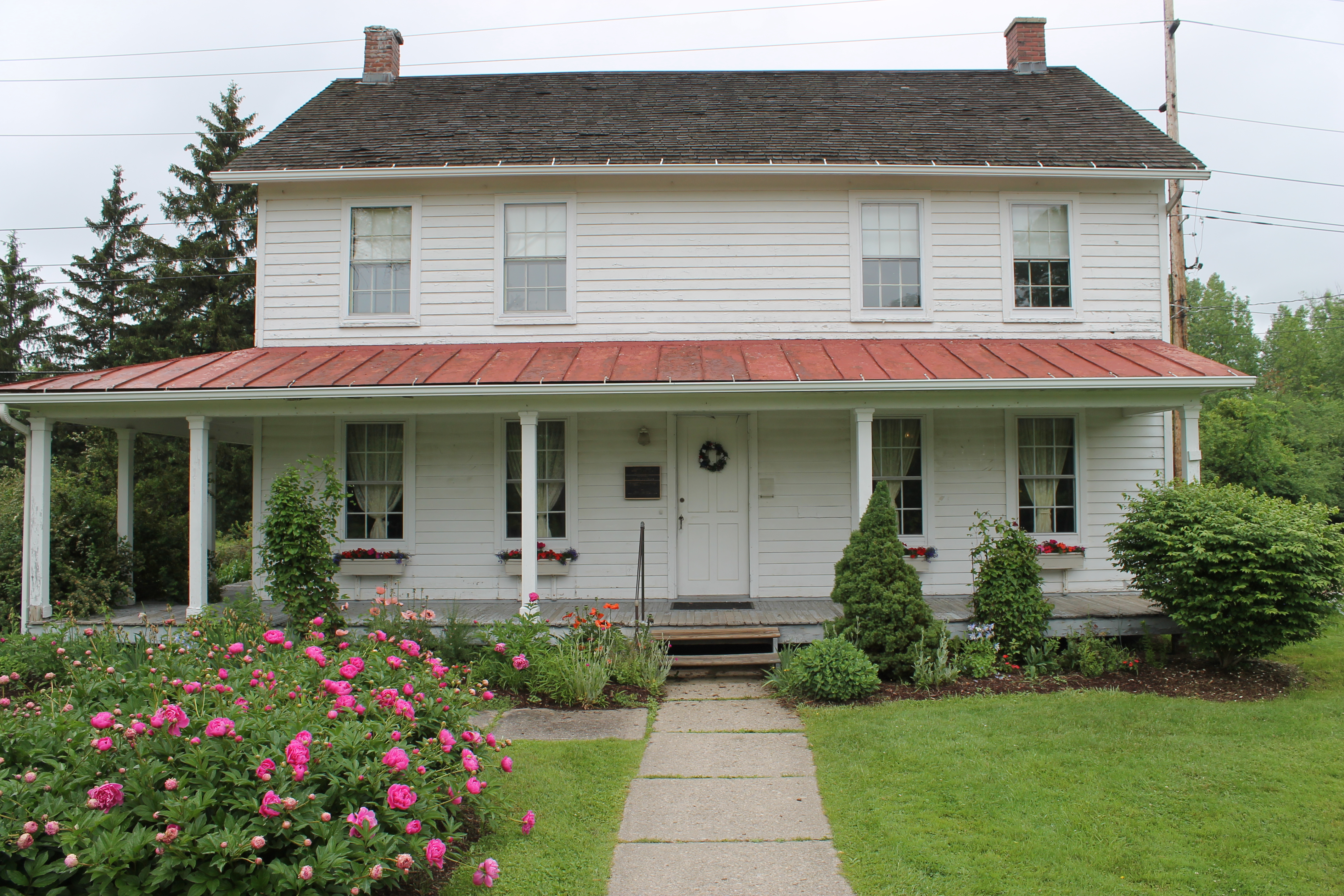 Harriet Tubman Home - The harriet tubman home located in auburn new york