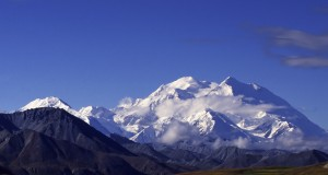 Mt. Denali, the highest peak in North America
